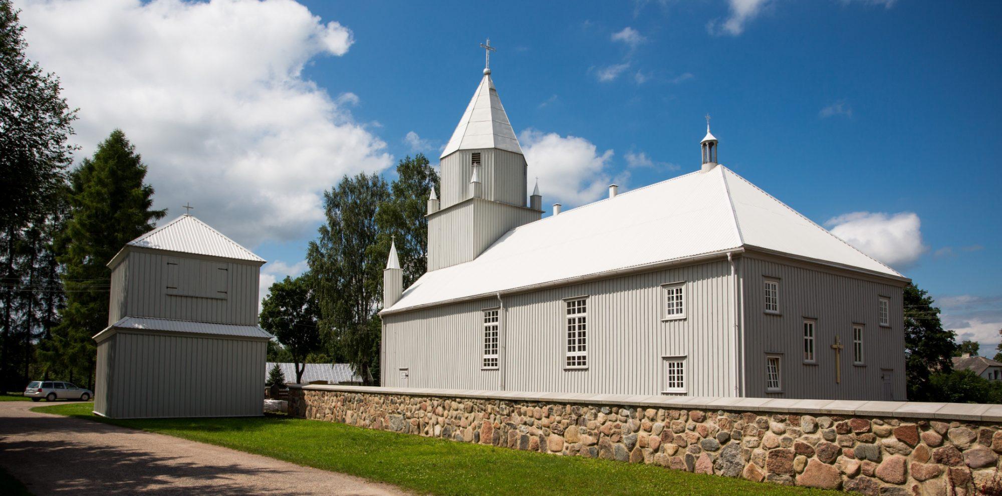 Kaimelio šv. Arkangelo Mykolo bažnyčia